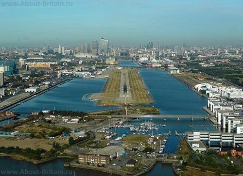 Аэропорт Лондон-Сити