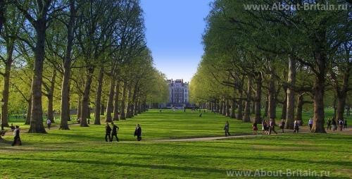 Грин-парк в Лондоне