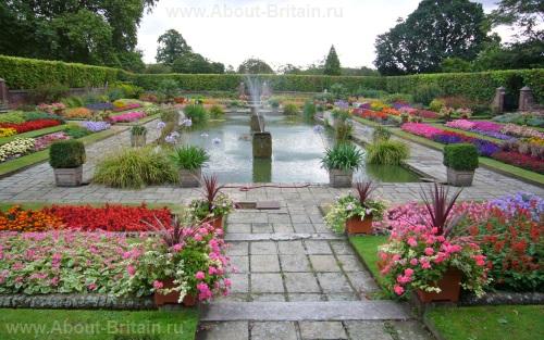 Кенсингтонские сады