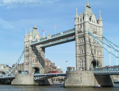 Тауэрский мост в Лондоне