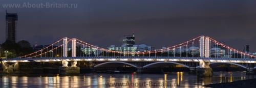 Мост в Челси