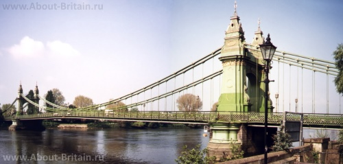 Мост Хаммерсмит