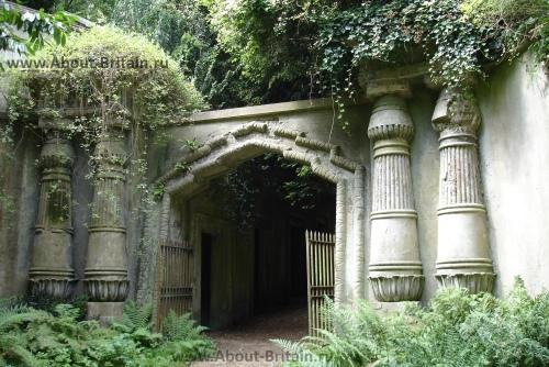 Кладбище Хайгейт