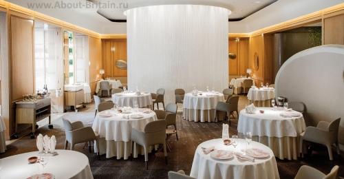 Ресторан Alain Ducasse в Лондоне
