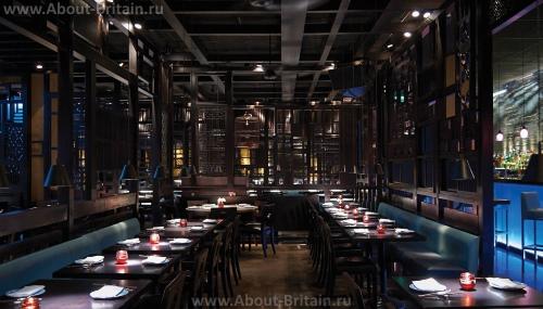 Ресторан Hakkasan Hanway Place в Лондоне