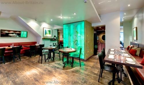 Ресторан L'Autre Pied в Лондоне