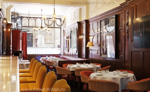 Ресторан Wild Honey в Лондоне