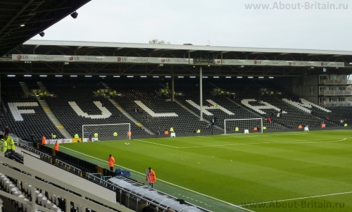 Стадион «Крейвен Коттедж» (Craven Cottage Stadium)