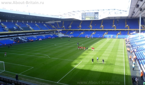 Стадион «Уайт Харт Лейн» (White Hart Lane Stadium)