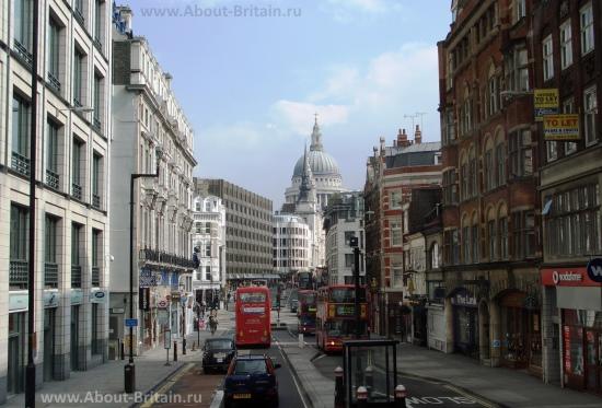 Улица Флит-стрит